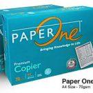 Kertas A4 70 gram Paper One