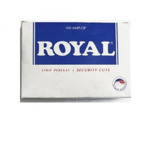 Amplop Royal No.90